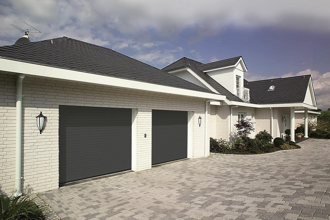 Hormann Launch New Rollmatic Tdl Garage Door