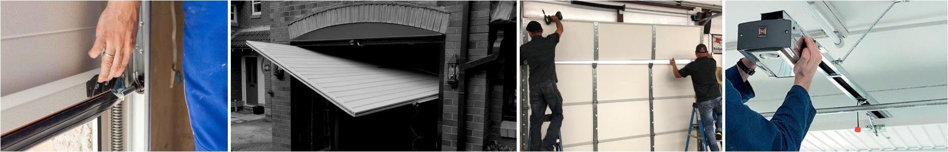 GARAGE DOOR REPAIRS - FAST SAME DAY SERVICE