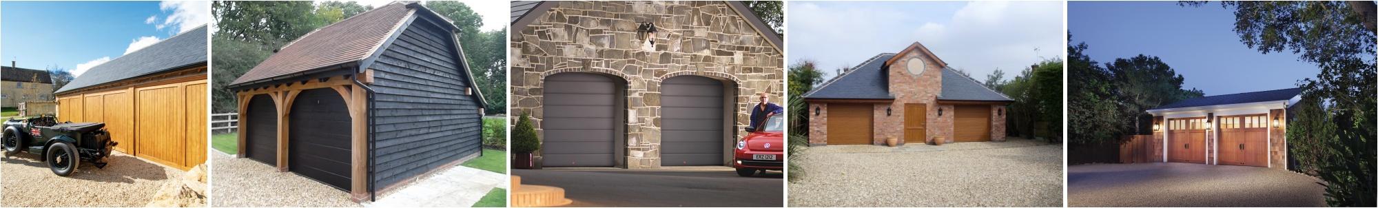 Made to measure, bespoke garage doors