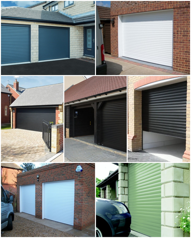 Roller Garage Door Examples