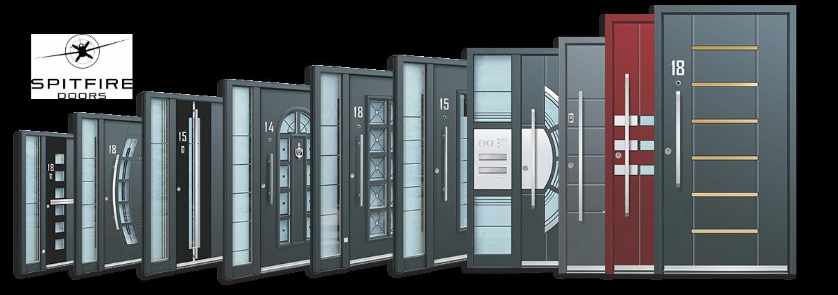 Spitfire Doors - Spitfire Front & Entrance Doors